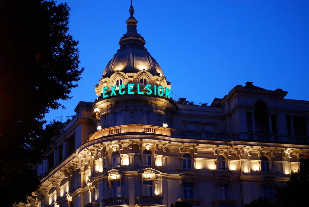 The Westin Excelsior Hotel