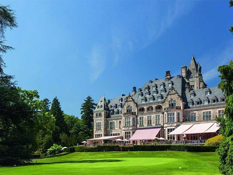 Hotel Schlosshotel Kronberg